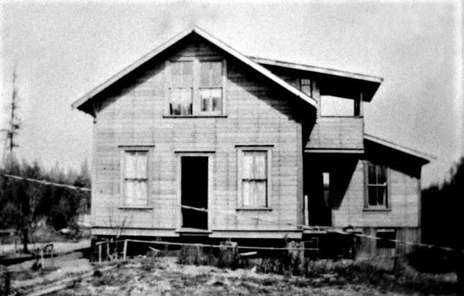 Eddy House - OLD